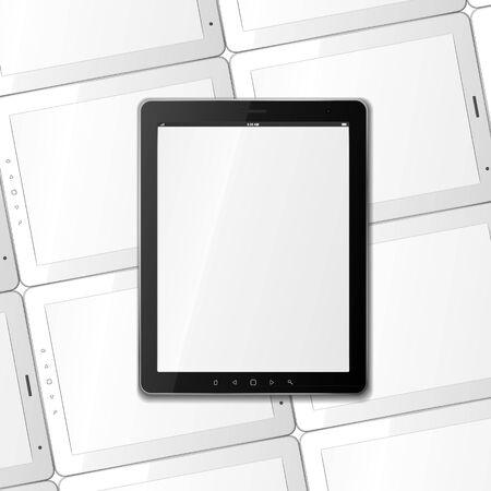 Vector tablet computers Vector