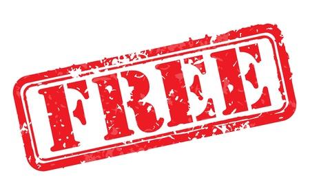 Timbro di gomma gratuito