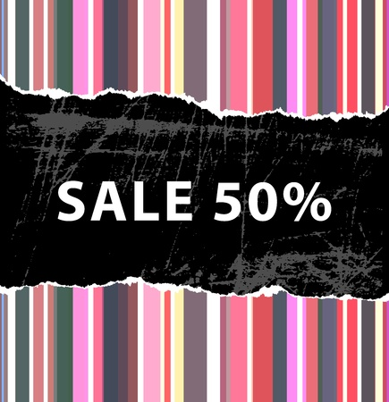 fifty: Sale background