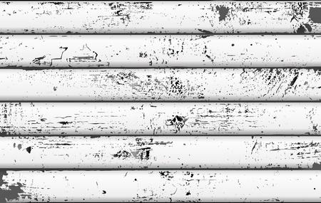 White wood texture  vector  Illustration