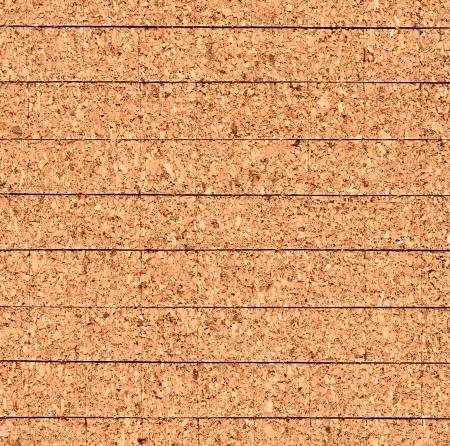 corkboard: Tiled texture of cork