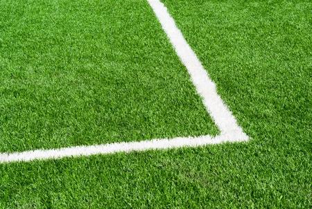 Football field Stock Photo - 14538470
