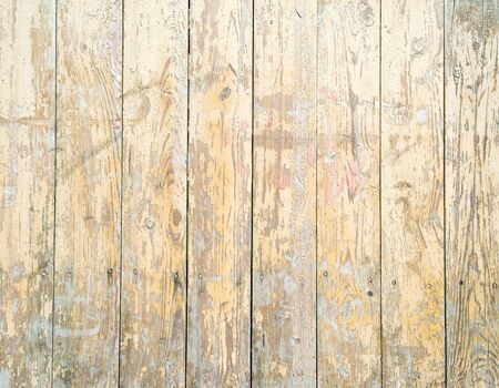 Vintage background from a wooden shabby plank  Toned image photo