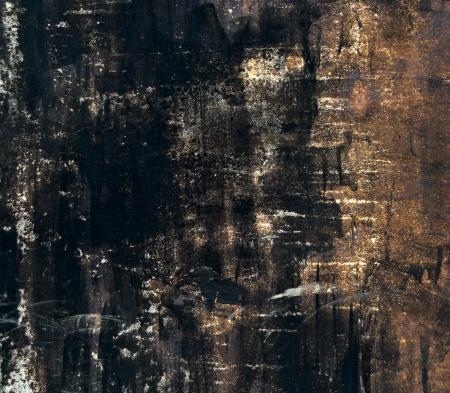 Spotted metalen oppervlak Stockfoto