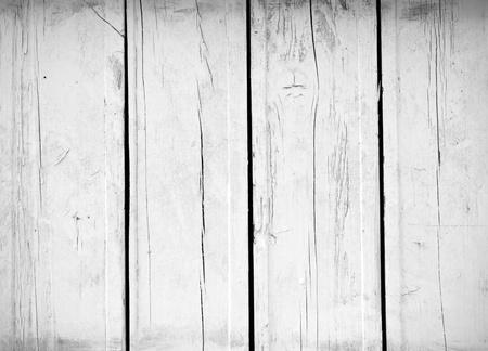 Weathered white wood Stock Photo - 14912650