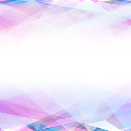 fractal pink: Abstract background Illustration