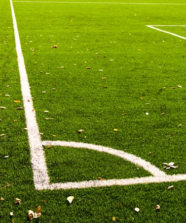 Football field Stock Photo - 15274939