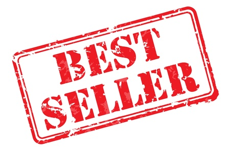 Best seller rubber stamp Stock Vector - 15355874