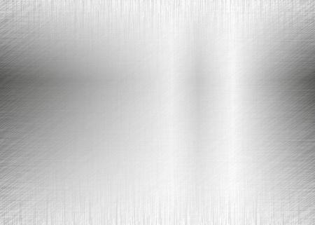 cromo: textura del metal Vectores