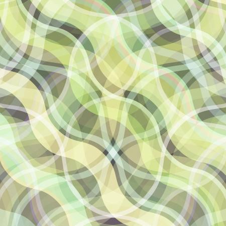 harmonious: Wavy vintage background Illustration