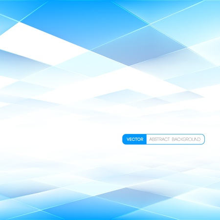 blue roof: Abstract background Illustration