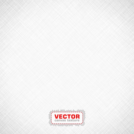 Canvas texture Vector