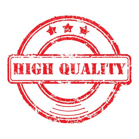 high quality: Rubber stamp
