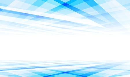 cold room: Abstract vector background