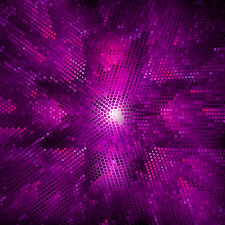 Abstract dynamic background illustration. Used mesh Vector