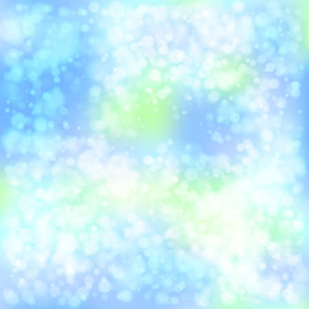 Abstract dynamic background. Raster illustration illustration