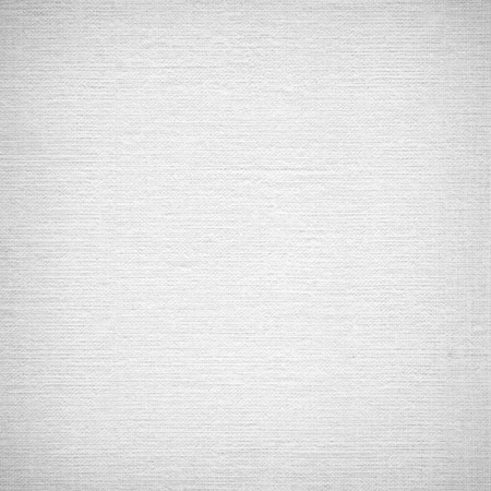 Background from white coarse canvas texture  photo