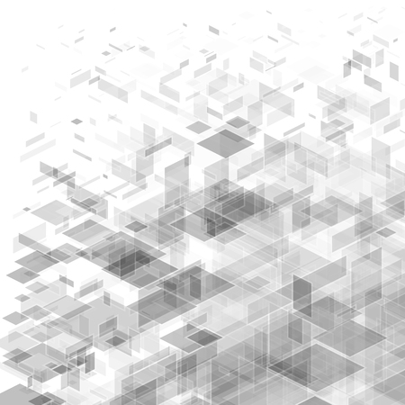 opacity: Abstract background. EPS 10 vector illustration. Used opacity mask and transparency layers of particles Illustration