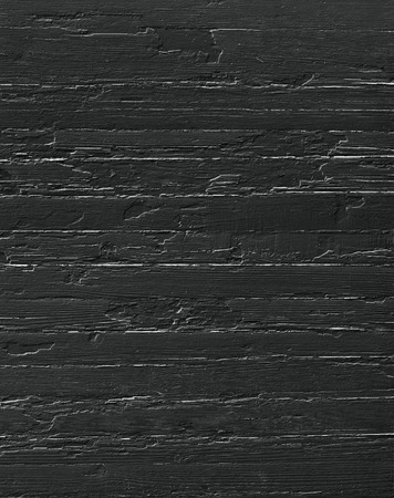 painted wood: Background of weathered black painted wood