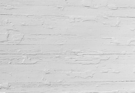 Vintage from closeup of white wooden plank