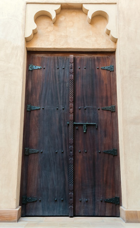 House home brown wooden door photo