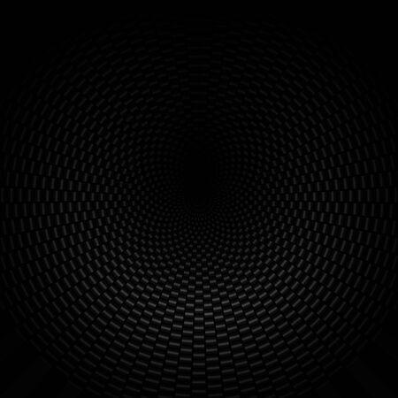 Carbon texture fibreuse. Les nouvelles technologies Banque d'images