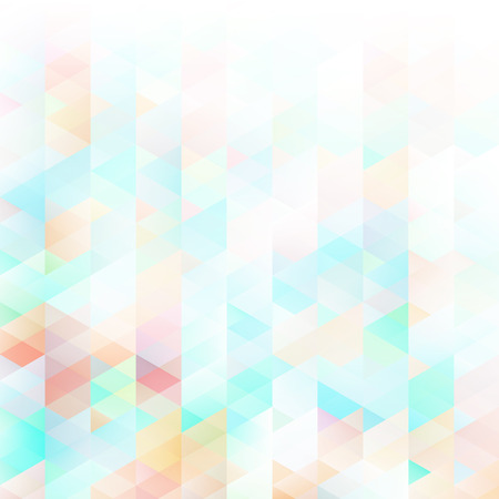 Abstract background. EPS 10 vector illustration. Used meshes and transparency layers of particles Ilustracja