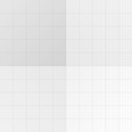 grid paper: XXL millimeter paper, graph paper or plotting paper. Illustration