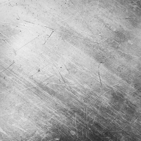 metal sheet: Scratched and spotted a metal sheet. Stock Photo