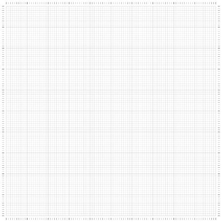 millimeter: XXL millimeter paper, graph paper or plotting paper. Illustration