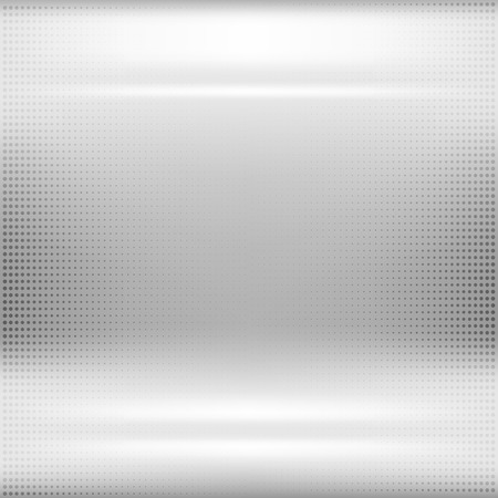 opacity: Dotted metal texture. Eps10 vector abstract background. Used mesh and opacity for glossy effect at surface Illustration