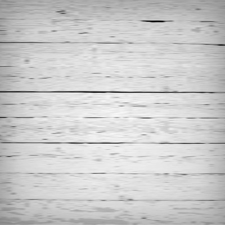 wooden plank: Vintage background of weathered painted wooden plank. Vector illustration
