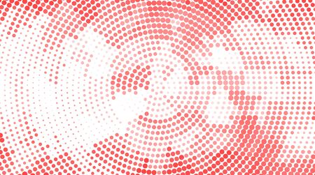 dotted: Abstract dotted background. Vector illustration. Illustration