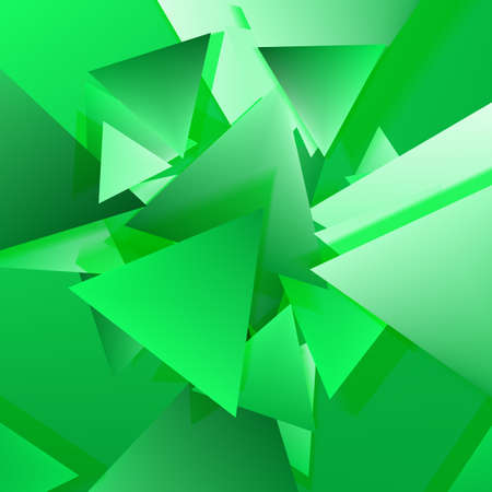 opacity: Vector Polygonal Material Design. Used opacity layers