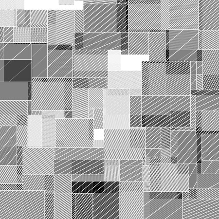 squared: Abstract squared background from striped shapes