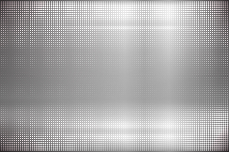 sheet: Metallic background. Vector illustration. Used opacity of layers