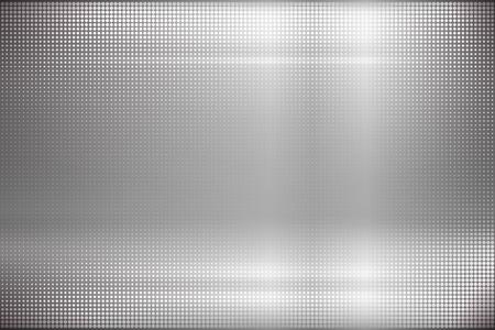 blatt: Metallic Hintergrund. Vektor-Illustration. Gebrauchte Opazität Schichten Illustration