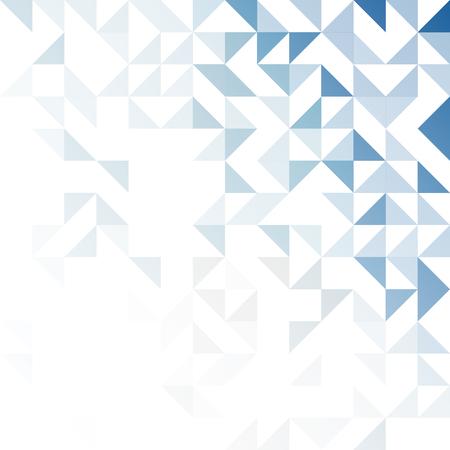 Geometrica semplice sfondo minimalista. modello triangoli