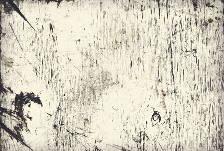 affected: Grunge background from dirty shabby white board