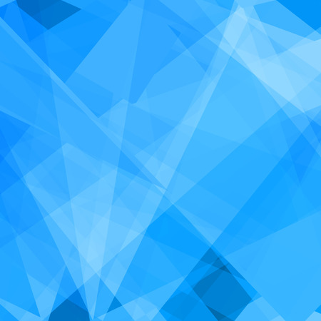 blue stripes: Lowpoly Trendy Background with copyspace. Vector illustration. Used opacity layers