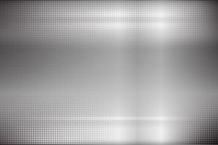 chrome: Metallic background. illustration.