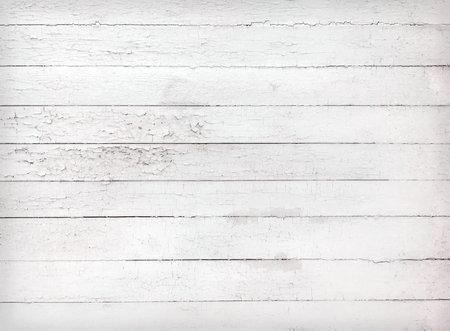 Black and white texture of wooden planks Standard-Bild