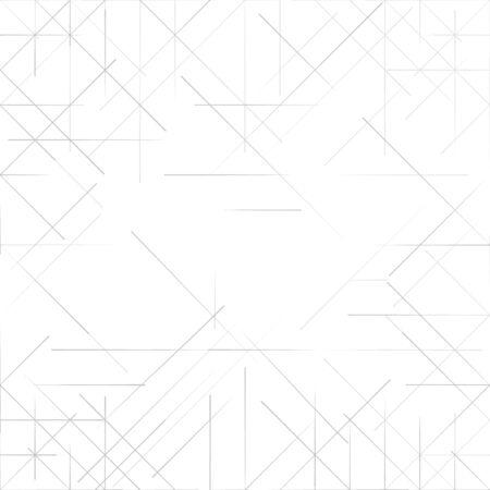 Simple triangular pattern