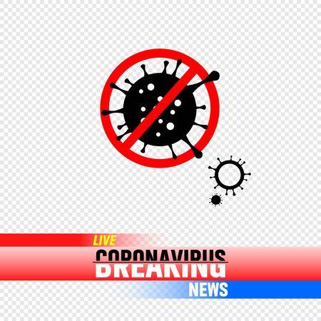 Template Coronavirus Announcement