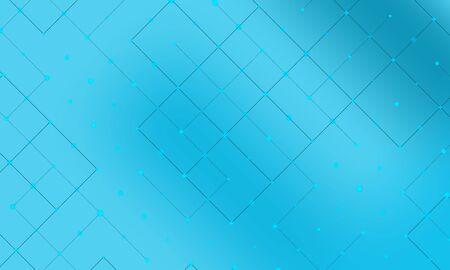 Simple grid pattern