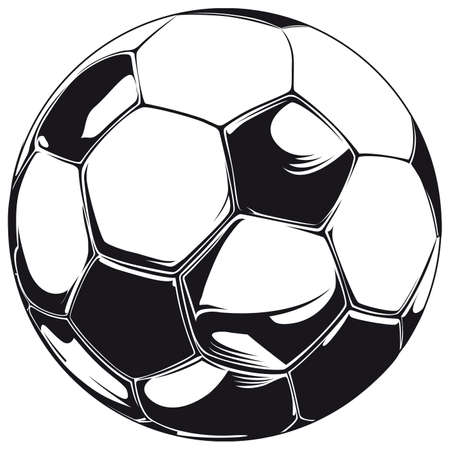 soccer ball Stock Vector - 3328856