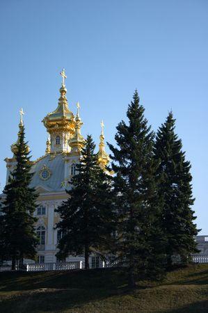 peterhof: Peterhof. Saint-Peterburg. Russia.