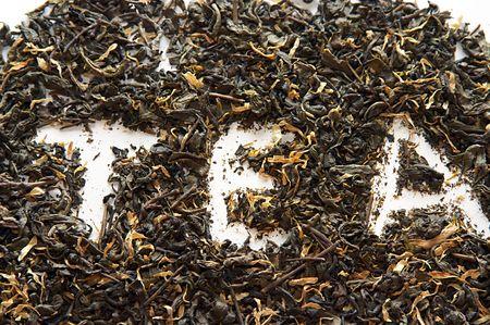 gastronome: Green china tea background