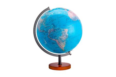A globe is a spherical model of Earth, of some other celestial body, or of the celestial sphere.