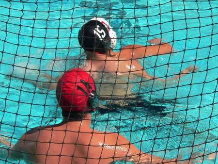 waterpolo: Waterpolo-serie